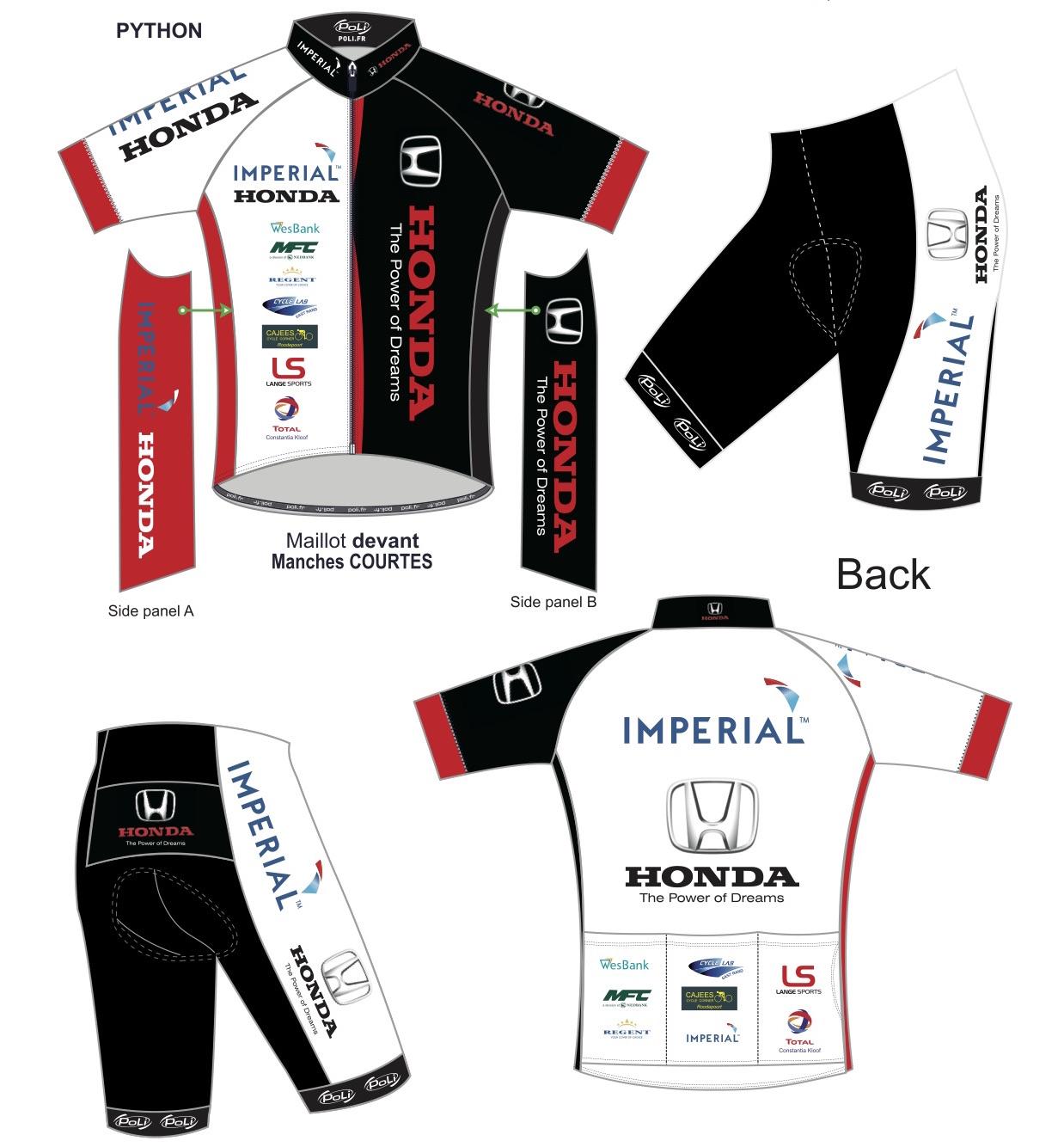Honda Imperial Kit