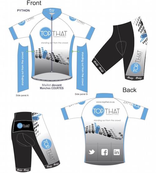 Top That Cycling Kit copy